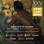 Conmemora Instituto Veracruzano de la Cultura el valor cultural afromexicano en el XXV Festival Afrocaribeño