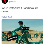 Usuarios se toman con humor la caída de  Facebook Instagram y Whatsapp